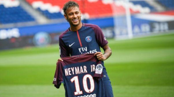 """Nathalie Boy de la Tour: """"Neymar est une mégastar, il est unique et il est chez nous"""""""