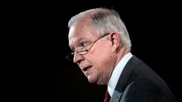 "Etats-Unis: nombre ""sidérant"" de fuites d'informations, 4 inculpations"