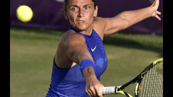 Tennis, furto in casa di Roberta Vinci