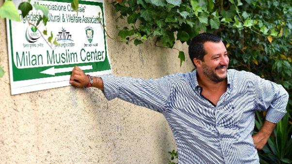 Salvini, incontro con Cav a settembre