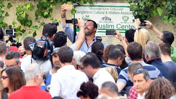 Salvini, chiedo a Boldrini un confronto