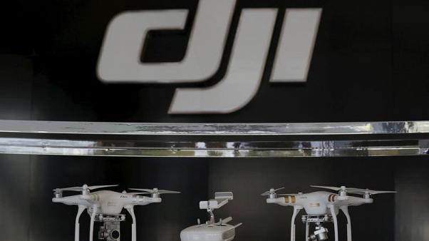 U.S. Army calls halt on use of Chinese-made drones by DJI