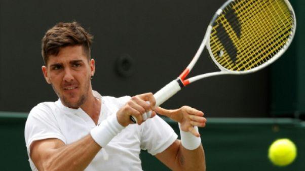 Tennis: Querrey rejoint la surprise Kokkinakis en finale à Los Cabos