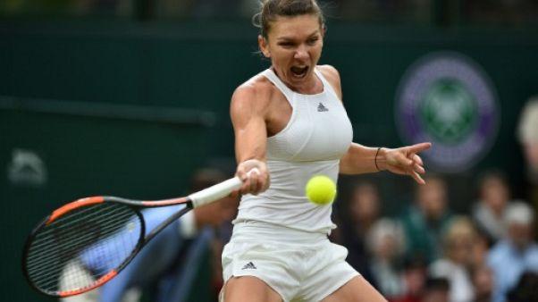 Tennis Simona Halep victime de la chaleur à Wahington et de Makarova
