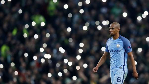 Fernando leaves Man City to join Galatasaray