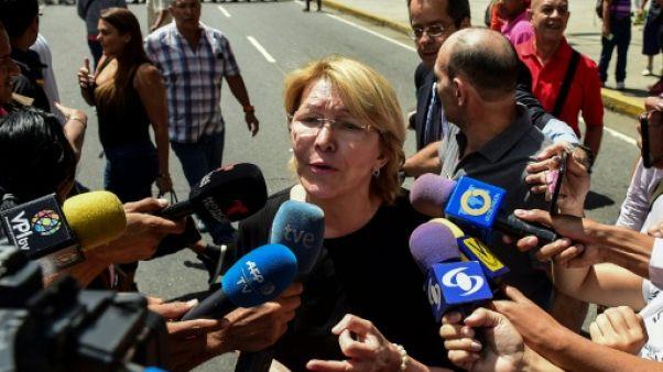 Luisa Ortega, une chaviste historique devenue adversaire de Maduro