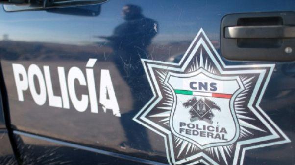 Mexique: découverte d'un charnier avec au moins 14 cadavres