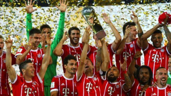 Supercoupe d'Allemagne: et à la fin c'est encore le Bayern qui gagne