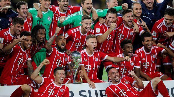 Bayern beat Dortmund on penalties to win German Super Cup