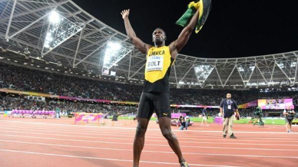 Athlétisme: Bolt, rockstar de l'athlétisme
