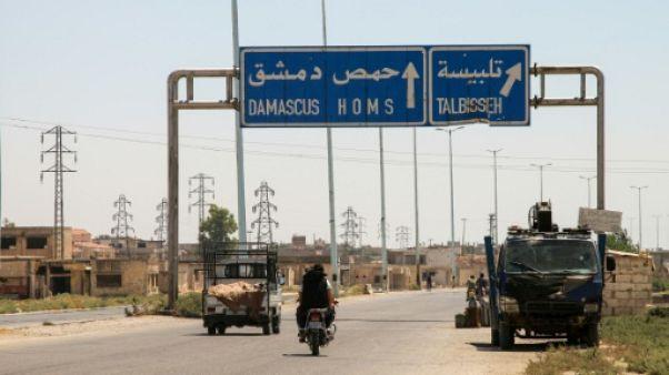 Syrie: l'armée s'empare du dernier bastion de l'EI dans la province de Homs