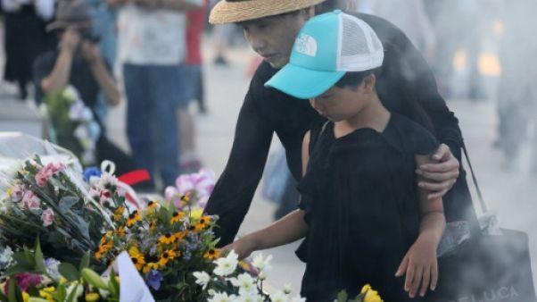Le Japon commémore le bombardement atomique d'Hiroshima