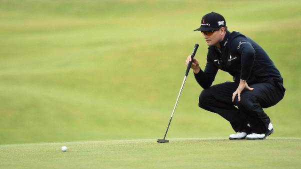 Golf: Wgc, Johnson e Pieters in vetta