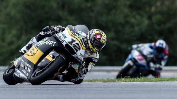 Moto2:R.Ceca,vince Luthi, Morbidelli 8/o