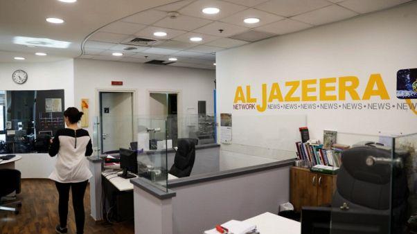 Israel moves to shut down local operations of Al-Jazeera
