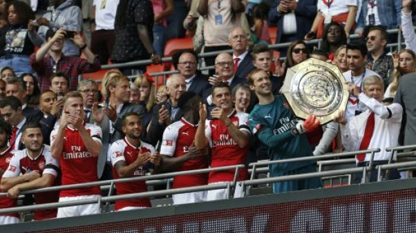 Community Shield: Arsenal lance sa saison en s'offrant Chelsea