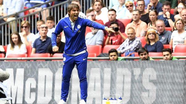 Conte. con Arsenal finiamo sempre in 10