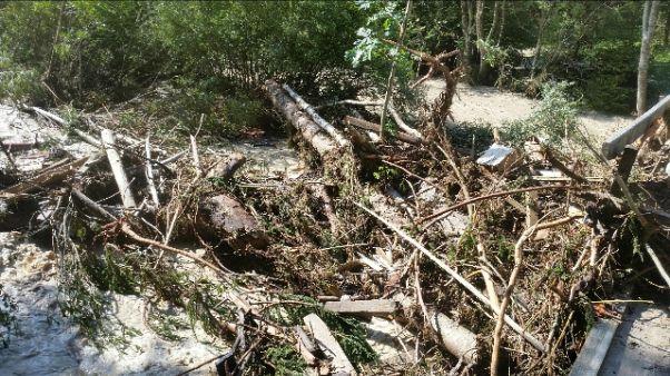 Maltempo: nubifragi al Nord, 4 morti
