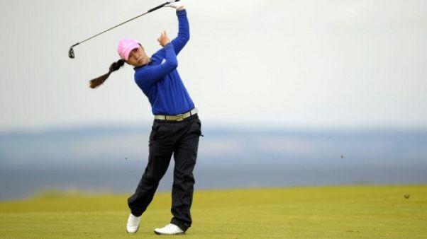 Golf: victoire de la Sud-Coréenne Kim In-kyung au British Open