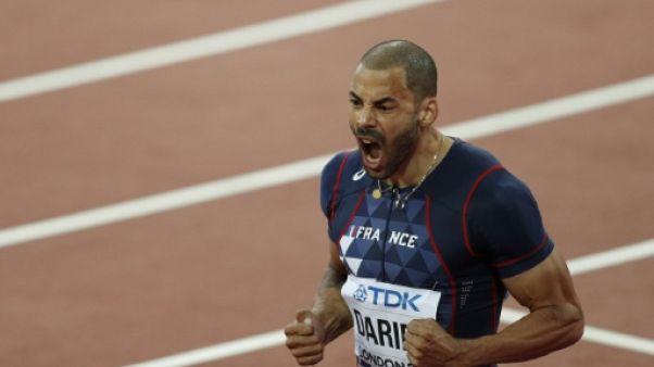 Athlétisme: Garfield Darien passe en finale du 110 m haies