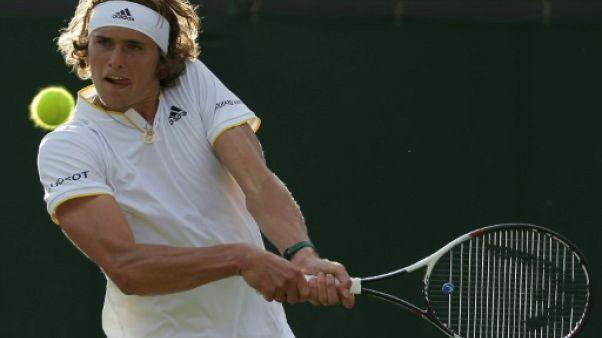 Tennis: Alexander Zverev poursuit son ascension