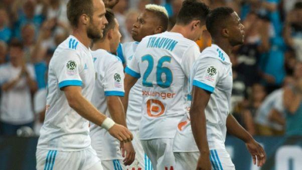 Ligue 1: Marseille et Lille en ordre de marche
