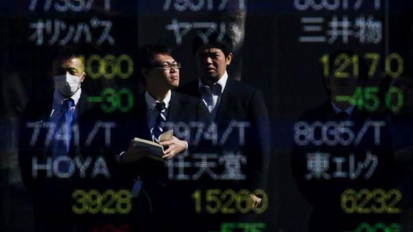 Asia stocks, dollar get boost from firm Wall St., U.S. jobs