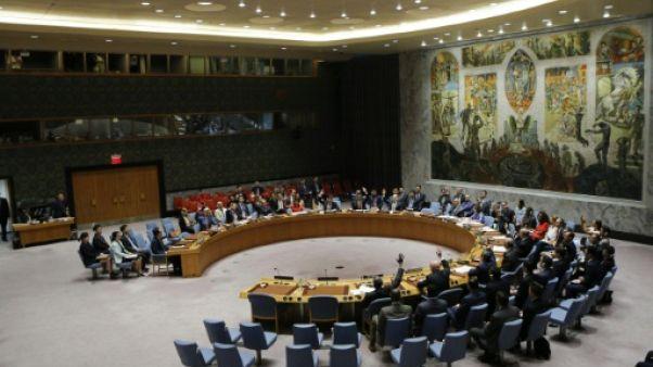 """Sanctions de l'ONU: Pyongyang dénonce une """"violation"""" de sa souveraineté"""