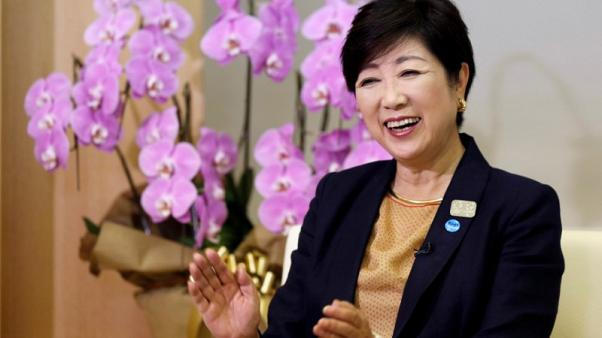 Politics is faster, more effective in Japan's capital, new governor says