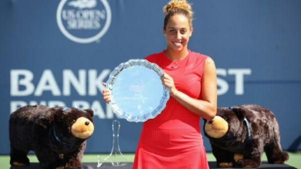 Tennis: Madison Keys et Coco Vandeweghe retrouvent le Top 20