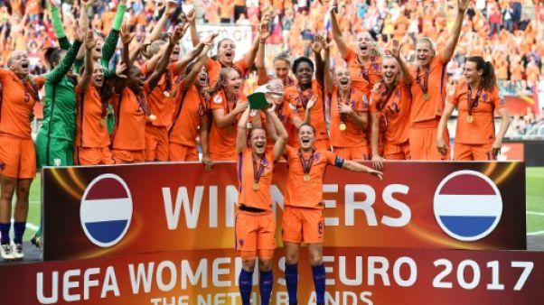 Euro dames: faible audience pour la finale sur France 2