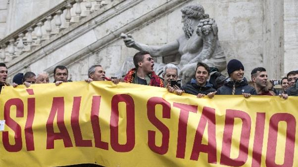 Stadio Roma: M5S, il Pd non lo vuole