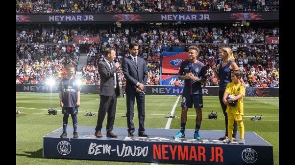 Barcellona contro Neymar-Psg 'scorretti'