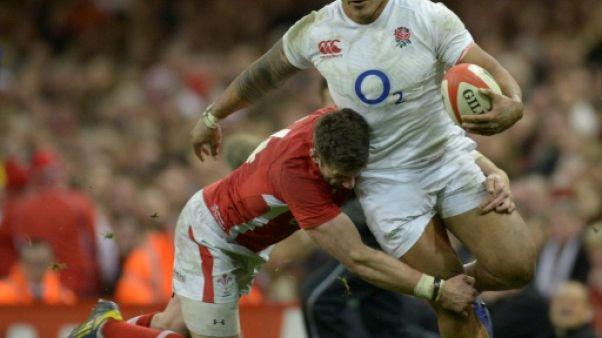 Rugby: Tuilagi et Solomona exclus d'un camp d'entraînement de l'équipe d'Angleterre