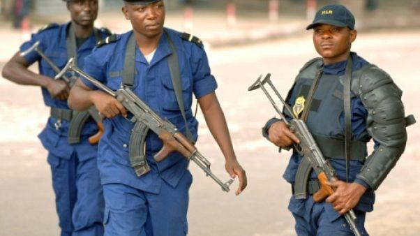 RDCongo: douze morts dans les violences à Kinshasa