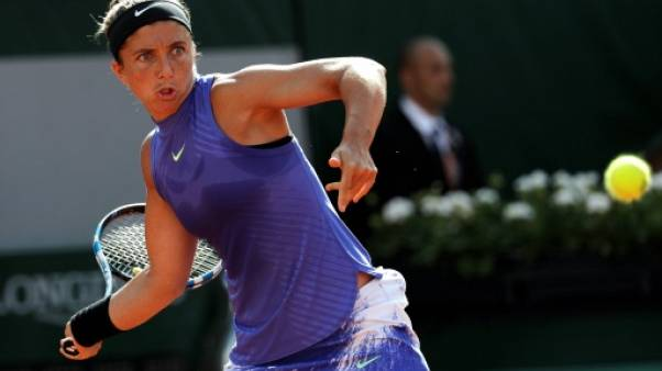 Tennis/Dopage: Sara Errani suspendue deux mois