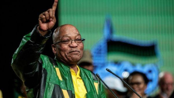 Afrique du Sud: la motion de défiance contre Zuma sera votée à bulletin secret