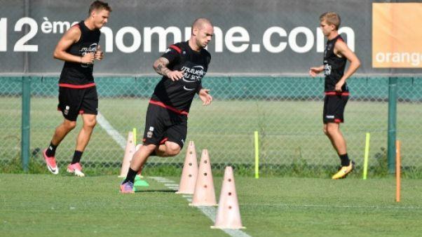 Transfert: Wesley Sneijder nouveau numéro 10 de Nice