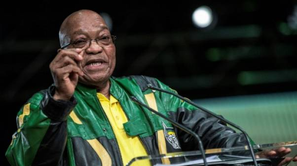 Afrique du Sud: l'avenir du président Zuma entre les mains du Parlement