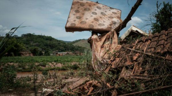 Brésil: suspension des poursuites liées à la tragédie minière de 2015