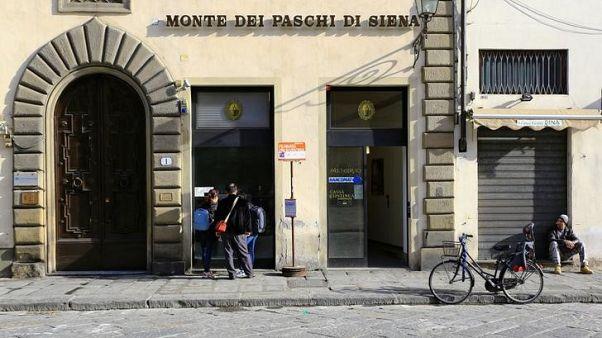 Monte dei Paschi first-half loss exceeds 3 billion euros - Boersen-Zeitung