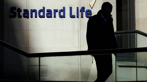 Standard Life first-half operating profit up 6 percent ahead of Aberdeen merger