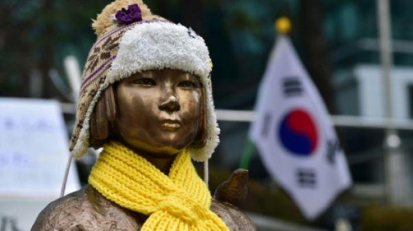 Esclavage de guerre: Mitsubishi doit payer, dit la justice sud-coréenne