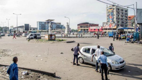 """Journées """"ville morte"""" en RDCongo: restriction sur les réseaux sociaux"""