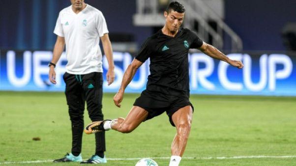 Supercoupe d'Europe: Real Madrid-Manchester United, du beau monde dans les Balkans
