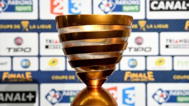 Coupe de la Ligue: Lens-Ajaccio en affiche au 1er tour