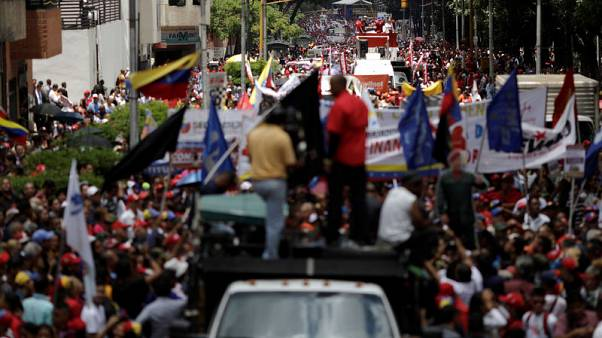 Venezuela using excessive force, arrests to crush protests - U.N.
