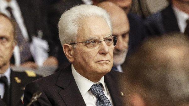 Marcinelle: Mattarella, memoria europea