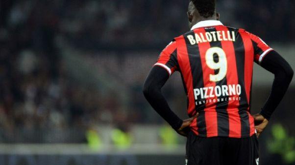 Nouvel excès de vitesse pour Balotelli en Italie