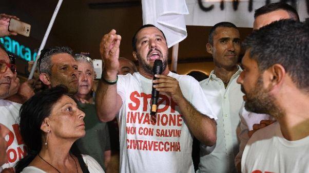 Marcinelle: Salvini, Mattarella vergogna